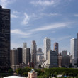 Chicago downtown — Stock Photo #17627261