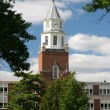 Campus clocktower — Foto Stock