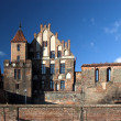 Torun - gothic city - Stock Photo