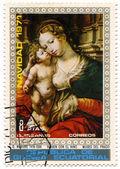 Madonna with Jesus child — Stock Photo
