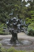Statue of birds — Stock Photo
