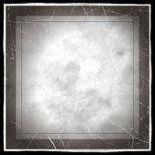 Ročník prázdný rám — Stock fotografie