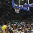 Basketball match - Foto Stock