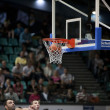 Basketball match - Stock Photo