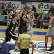 Stockfoto: Basketball match