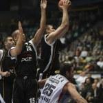 basketbol maçı — Foto de Stock