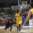 Basketball match — Stock fotografie