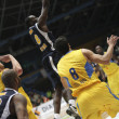 Basketball match — Stockfoto
