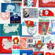 Royalty-Free Stock Photo: Communists collage