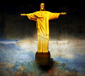 Jesus the Redeemer — Stock Photo