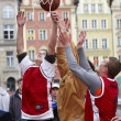 Stock Photo: Championships in Streetball