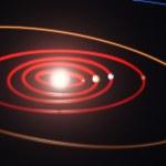 Solar system 1 — Stock Photo