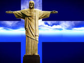 Jesus the Redeemer — Foto Stock