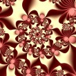 Stock Photo: Awesome fractal background