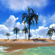 Hawaiian paradise — Stock Photo #15855485