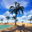 Hawaiian paradise — Stock Photo #15857145