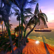 Hawaiian paradise — Stock Photo #15857711
