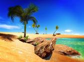 Hawaiian cennet — Stok fotoğraf