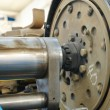 Lathe - Stock Photo