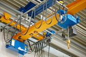 Gantry crane — Stock Photo