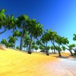 Hawaiian paradise — Stock Photo #19760925