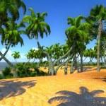 Hawaiian paradise — Stock Photo #19761117