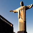 Christ the Redeemer — Stock Photo