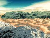 Chilean Andes — Stock Photo