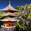 Buddhist temple in mountains — Stock Photo #25721103