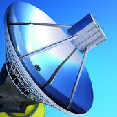 Radiotelscope — Stock Photo