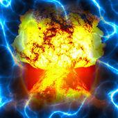 Nuclear energy — ストック写真