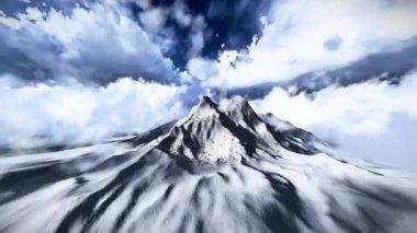 攀登雪山 — 图库视频影像