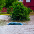 Flooded street — Stock Photo #30335177