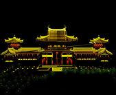 Temple bouddhiste zen — Photo
