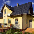 Stock Photo: Residential house