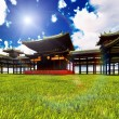 Zen buddhist temple — Stock Photo #35342201