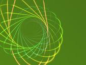 Spiral technology background — Stock Photo