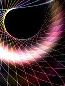 Spiral technology background — Stock fotografie