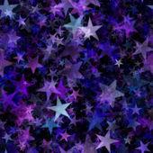 звезды изобилии — Стоковое фото