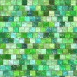 Mosaic in the bathroom — Stock Photo #39300423