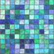 Mosaic in the bathroom — Stock Photo #39301893