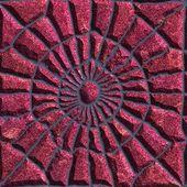 Ancient mosaic — Stock Photo