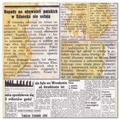 Polish old magazines — Stockfoto