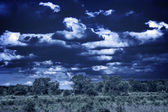 Awesome skyscape — Stock Photo