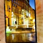 Wroclaw nightlife, Poland — Stock Photo #39680465