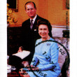 Coronation of Her Majesty Queen Elizabeth II, — Stock Photo #41303905