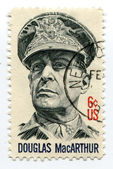 Douglas MacArthur — Stock Photo