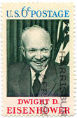 Dwight D. Eisenhower — Stock Photo