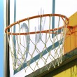 Basketball hoop — Stock Photo #41727443