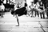 Breakdancer — Stock Photo